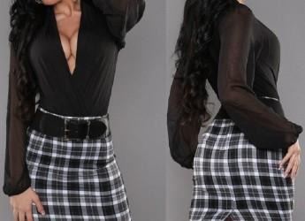 Юбка-карандаш считается офисным вариантом одежды, поэтому она пользуется популярностью у женщин всех возрастов.