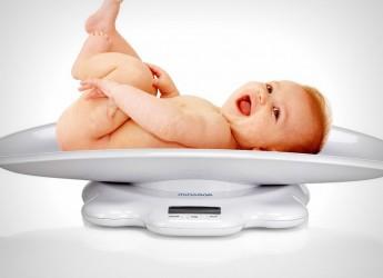 Оценивая массу тела крохи, следует понимать, что она должна соответствовать его росту.